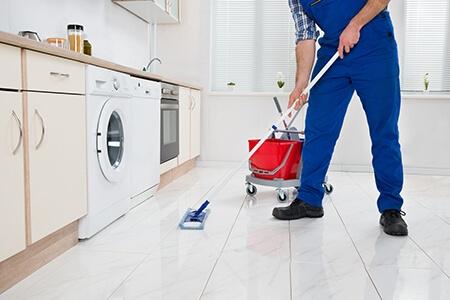 Limpieza general de cocina